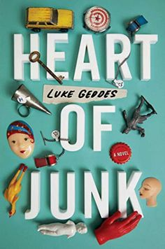 A hilarious debut novel about an eclectic group of merchants at a Kansas antique mall who become implicated in the kidnapping of a local beauty pageant star. Heart of Junk by Luke Geddes Book Club Books, The Book, Books To Read, Toddler Pageant, Neon Beer Signs, Comparative Literature, Heart Of America, Thriller Books, Fiction And Nonfiction