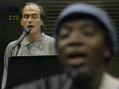 Milton Nascimento e James Taylor - Vendedor de Sonhos