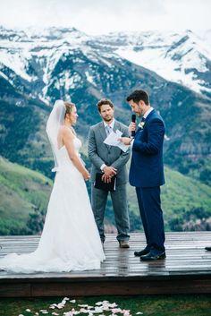 Best Mountain Wedding Venues {Colorado Part 1}