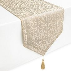 image of Waterford® Linens Anya Table Runner