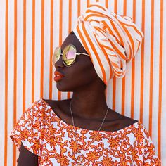 FEATURE: Photographer Jeferson Lima celebrates the identity of Bainana women - AFROPUNK