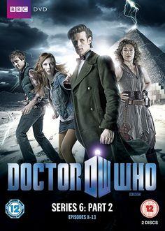 Doctor Who Series 6 Part 2 boxset