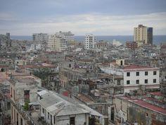 Damask Rose, Building Concept, Havana, Cuba, Paris Skyline, Explore, Architecture, Travel, Arquitetura