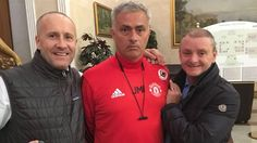 Liverpool fan group Spirit of Shankly 'recruit' Man United's Jose Mourinho