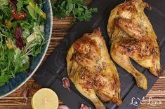 Coquelet la cuptor cu usturoi, lamaie si rozmarin - cu POZE - LaLena.ro Low Carb, Turkey, Keto, Cooking, Health, Food, Kitchen, Turkey Country, Health Care
