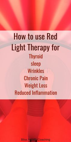 I've been using Red Light Therapy to drastically improve my skin, increase thyroid production and reduce inflammation. Find out how you can even treat chronic pain with red light therapy. Source by blisshealthcoaching therapy Light Therapy Mask, Red Light Therapy, Led Therapy, Alternative Health, Alternative Therapies, Alternative Medicine, Natural Pain Relief, Coaching, Reduce Inflammation
