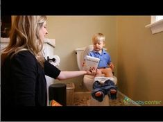 Potty training: Signs your child is ready | Video
