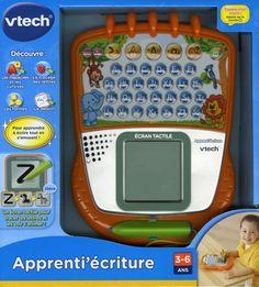 Vtech, appenti écriture. 3-6 ans 29.99$ Achetez-le: info@laboiteasurprisesdenicolas.ca