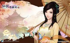 chinese paladin game - Google Search Paladins Game, Pictures To Draw, Drawing Pictures, Game Google, Exotic Beauties, Love Drawings, Asian Art, New Tattoos, Novels