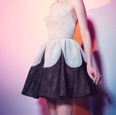 ALAIA NWT $4K Vitraille Pink Laser Cut Lace Full Circle Skater Skirt Crinoline40 #ALAIA #fullskirt