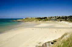 Daymer Bay, North Cornwall,UK