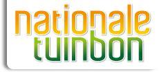De Nationale Tuinbon is een speciale cadeaupas voor het tuincentrum. Deze bon is te besteden bij een groot aantal tuincentra in Nederland en daarom een perfect cadeau voor een verjaardag, nieuwe woning, verbouwing en tal van andere bijzondere gelegenheden. De pas kan in delen besteed worden aan alles wat te vinden is in het tuincentrum voor huis, tuin en dier.