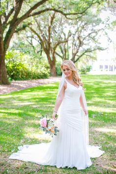Legare Waring House Bridal Portraits // Dana Cubbage Weddings // Charleston SC Wedding Photography