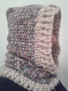 Capucha mod1002 - Crochet - Tejidos de Punto - 394651