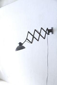 nr.6614 kaiser idell series. Bauhaus, Cool Lighting, Track Lighting, Kaiser, Ceiling Lights, Room, Home Decor, Bedroom, Decoration Home