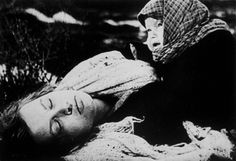 A Soviet toddler weeps over the corpse of his murdered mother, sometime in 1942. Location unknown. To me, this picture, convey the truest horror and monstrous brutality not just of the Holocaust, but of War in general.