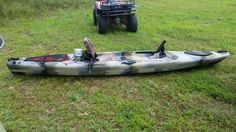 1000 images about fishing on pinterest kayaks fishing for Field and stream fishing kayak