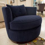 Bernadette Swivel Chair - Vanguard