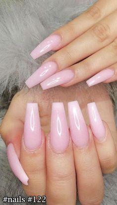 17 beautiful women acrylic nail ideas for your inspiration - MOODESTO . - 17 beautiful women acrylic nail ideas for your inspiration – MOODESTO …, # Acrylic nails - Colorful Nail Designs, Acrylic Nail Designs, Nail Art Designs, Nails Design, Cute Nails, Pretty Nails, Classy Nails, Wedding Nail Polish, Thin Nails