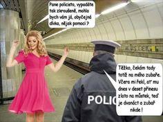 Pane policisto... Lol, Romantic, Memes, Funny, Cover, Jokes, Meme, Funny Parenting, Romance Movies