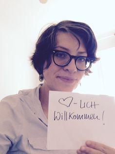 Herzlich Willkommen!  A warm welcome!