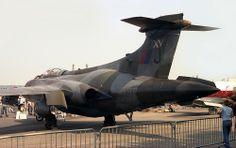 Buccaneer: Royal Air Force Buccaneer S.2B XX891 RAF Abingdon