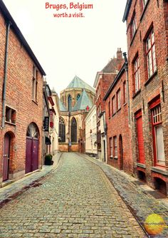 In Bruges - Just like in the movie! - Nextbiteoflife