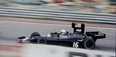 Brian Redman replaces Peter Revson at the Spanish Grand Prix of 1974.