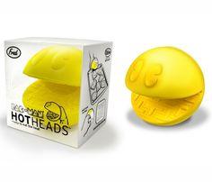 Pac-Man Hot Heads