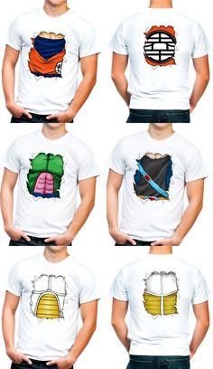 Dragon Ball Z t shirts || So awesome.   :3