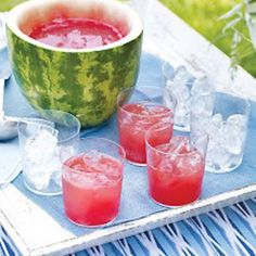 Hangover free zone: 11 must-taste mocktails. The berry lemonade and the watermelon punch sound delish!
