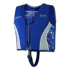 #9: Speedo Kid's UV Neoprene Swim Vest