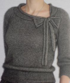 Ravelry: Project Gallery for Toulouse Pullover pattern by Leah B. Thibault
