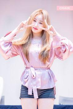 Chaeyeon Izone