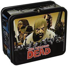 Image Comics The Walking Dead Lunchbox @ niftywarehouse.com #NiftyWarehouse #WalkingDead #Zombie #Zombies #TV