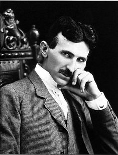 Nikola Tesla (10 July 1856 – 7 January 1943) was a Serbian-American inventor, electrical engineer, mechanical engineer, physicist, and futurist best known for his contributions to the design of the modern alternating current (AC) electricity supply system. Tesla started working in the telephony and electrical fields before emigrating to the United States in 1884 to work for Thomas Edison. Wikipedia