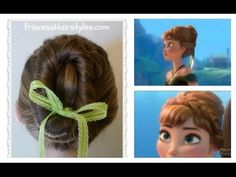 Anna's hair: for prom?