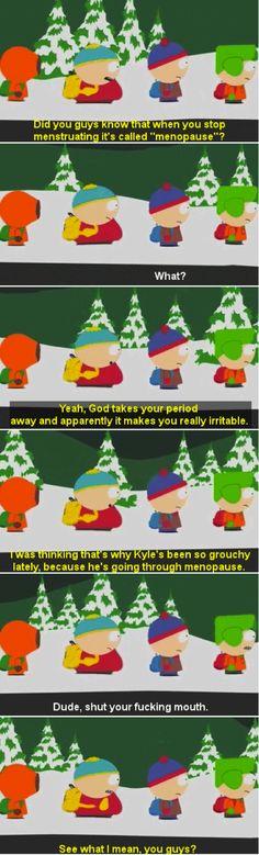 South Park Kyle Cartman
