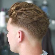 20 stilvolle Low Fade Haarschnitte für Männer