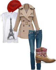 """""""paris in the fall"""" by sequindiva on Polyvore"""
