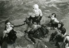 Susan Sarandon caught pneumonia after they shot the pool scene in The Rocky Horror Picture Show (1975).
