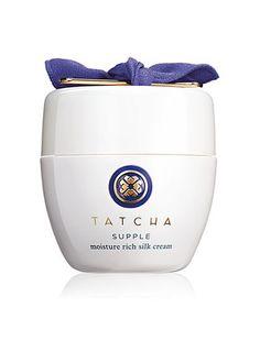Moisture Rich Silk Cream   Weightless Moisturizing Gel-Cream   Best Moisturizer for Oily Skin   Tatcha