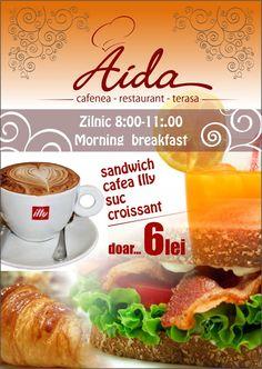 Restaurantul Aida angajeaza sofer catering