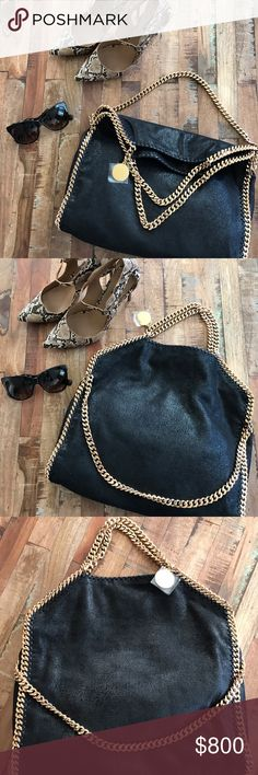 Stella McCartney Falabella bag Beautiful new (never used) Stella McCartney bag!! You'll love it!! Looks amazing with everything!! Can use for casual weekdays or glamours night weekends!!! Stella McCartney Bags Totes
