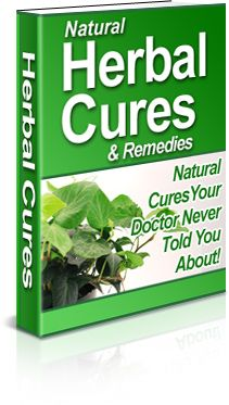 Natural Herbal Cures This ebook covers all the necessary details on natural cures, mainly herbal natural cure. Whatever you want to know on the subject...