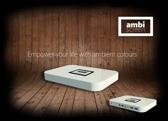 Ambiscreen - ambient lighting