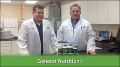"General Nutrition I  -- Nutrition 101 and ""Why Supplement?"""