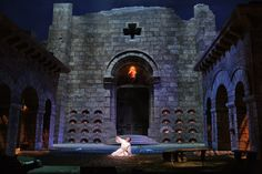 "A scene from ""Suor Angelica,"" from Puccini's ""Il Trittico."" Photo: Ken Howard/Metropolitan Opera"