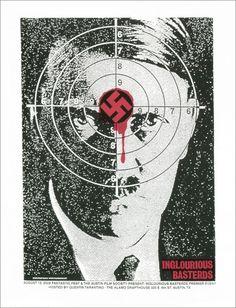 Mondo: The Archive | Print Mafia - Inglourious Basterds, 2009