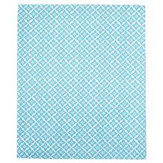 Foulard Percale Kids Sheets & Bedding Set | caribbean blue | Company Kids